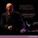 【輸入盤】HAUNTED BY BRAHMS〜歌曲集より ルイス・フューレイ(ヴォーカル、ピアノ)