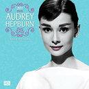Audrey Hepburn 2017 Square Faces (Foil)