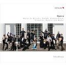 【輸入盤】オペラ〜金管アンサンブルによる序曲、他 10フォー・ブラス