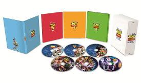 トイ・ストーリー:4ムービー・コレクション(数量限定)【Blu-ray】 [ トム・ハンクス ]