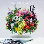 5(初回限定盤CD+DVD)[Mrs.GREENAPPLE]