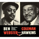 【輸入盤】Ben Webster Meets Coleman Hawkins (Digi)