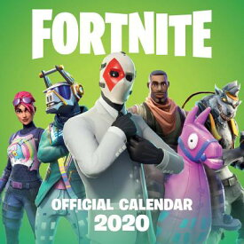 Fortnite (Official): 2020 Calendar FORTNITE (OFFICIAL) 2020 CAL [ Epic Games ]