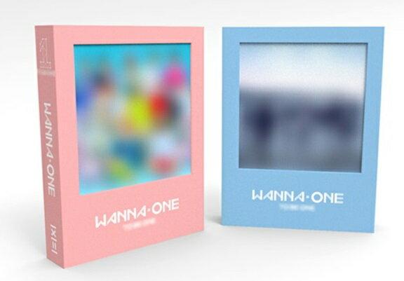 【輸入盤】1st Mini Album: 1x1=1(TO BE ONE) (ランダムカバー・バージョン) [ Wanna One ]