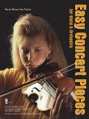 【輸入楽譜】バイオリンと管弦楽のための やさしく弾ける演奏会用小品: 参考演奏 & 伴奏CD付