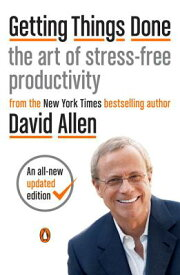 Getting Things Done: The Art of Stress-Free Productivity GETTING THINGS DONE REV/E [ David Allen ]