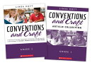 Conventions and Craft, Grade 1: A Full Year of Literature-Based Micro-Workshops to Build Essential U