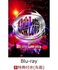 【先着特典】B'z LIVE-GYM 2019 -Whole Lotta NEW LOVE-(A4クリアファイル付き)【Blu-ray】 [ B'z ]