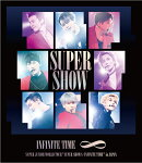 SUPER JUNIOR WORLD TOUR ''SUPER SHOW 8: INFINITE TIME '' in JAPAN Blu-ray Disc(スマプラ対応)【Blu-ray】