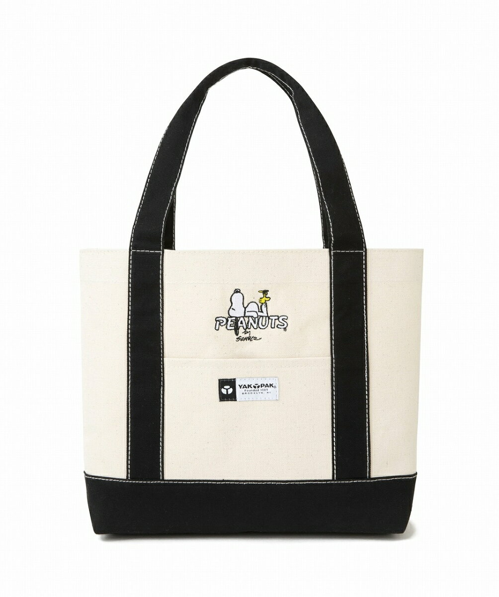 SNOOPY CITY BAG BOOK produced by YAKPAK ([バラエティ])