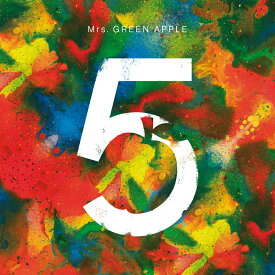5 COMPLETE BOX<完全生産限定> [ Mrs. GREEN APPLE ]