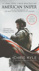 AMERICAN SNIPER:MOVIE TIE-IN(A)