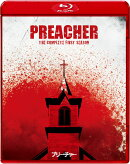 PREACHER プリーチャー シーズン1 ブルーレイ コンプリートBOX(初回生産限定)【Blu-ray】