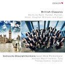 【輸入盤】British Classics: Clamor / Sachsische Blaserphilharmonie Hofmeir(Tub)