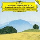 シューベルト:交響曲第9番≪ザ・グレイト≫ ≪ロザムンデ≫序曲