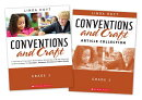 Conventions and Craft, Grade 3: A Full Year of Literature-Based Micro-Workshops to Build Essential U