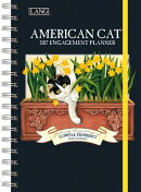 Cal 2017 American Cat 2017 Engagement Planner - Spiral