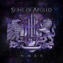 MMXX (リミテッド・エディション)(発売予定) (完全生産限定盤 Blue-spec CD2) [ サンズ・オブ・アポロ ]