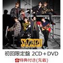 【先着特典】SKZ2020 (初回限定盤 2CD+DVD) (オリジナルソロフォトカードカレンダー(全8種のうちランダム1種)付き)