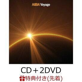 【先着特典】ヴォヤージ with 『アバ・イン・ジャパン』(CD+2DVD)(ABBA抗菌マルチケース) [ ABBA ]