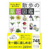 散歩の草花図鑑 (ビジュアルだいわ文庫)