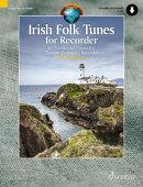 【輸入楽譜】ソプラノ・リコーダーのためのアイルランド民謡曲集: 63の民謡作品/Bowman編: オーディオ・オンライン…