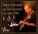 追悼盤 ノーキー・エドワーズ ライブ with ベンチャーズ since 1999