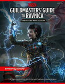 Dungeons & Dragons Guildmasters' Guide to Ravnica Maps and Miscellany (D&d/Magic: The Gathering Acce