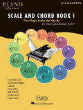 Scale and Chord, Book 1: Five-Finger Scales and Chords