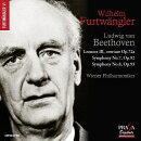 【輸入盤】交響曲第7番、第8番、『レオノーレ』序曲第3番 ヴィルヘルム・フルトヴェングラー&ウィーン・フィル(1…