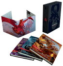 Dungeons & Dragons Core Rulebooks Gift Set (Special Foil Covers Edition with Slipcase, Player's Hand