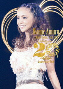 namie amuro 5 Major Domes Tour 2012 〜20th Anniversary Best〜(Blu-ray+2CD)【Blu-ray】 [ 安室奈美恵 ]