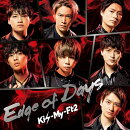 Edge of Days (初回盤A CD+DVD)