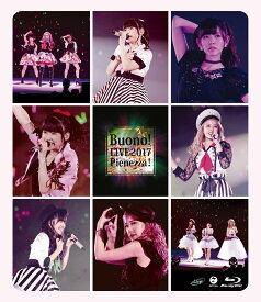 Buono!ライブ2017~Pienezza!~【Blu-ray】 [ Buono! ]