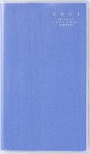 2021年 4月始まり No.663 リベル インデックス 3 [カリプソ・ブルー] 高橋書店 手帳判