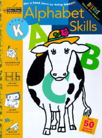 ALPHABET SKILLS:GRADE K(P) [ GOLDEN BOOKS ]