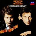 DECCA Best 100 15::ベートーヴェン:ヴァイオリン・ソナタ 第5番≪春≫・第9番≪クロイツェル≫ [ イツァーク・パール…