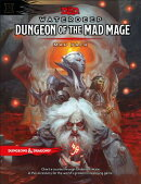 Dungeons & Dragons Waterdeep: Dungeon of the Mad Mage Maps and Miscellany (Accessory, D&d Roleplayin