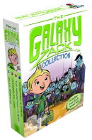 The Galaxy Zack Collection: A Stellar Four-Book Boxed Set: Hello, Nebulon!; Journey to Juno; The Pre