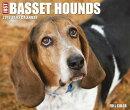 Just Basset Hounds 2018 Box Calendar (Dog Breed Calendar)