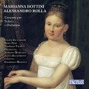 【輸入盤】ボッティーニ:ピアノ協奏曲、クラリネット協奏曲、ロッラ:ヴィオラ協奏曲 ビッキエリーニ、ピエリ、ヴ…