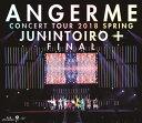 コンサートツアー2018春十人十色+ファイナル【Blu-ray】 [ アンジュルム ]