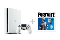 PlayStation4 フォートナイト ネオヴァーサバンドル グレイシャー・ホワイト 500GB