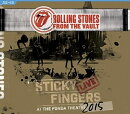【輸入盤】From The Vault - Sticky Fingers: Live At The Fonda Theater 2015 (CD+Blu-ray)
