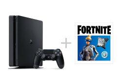 PlayStation4 フォートナイト ネオヴァーサバンドル ジェット・ブラック 500GB