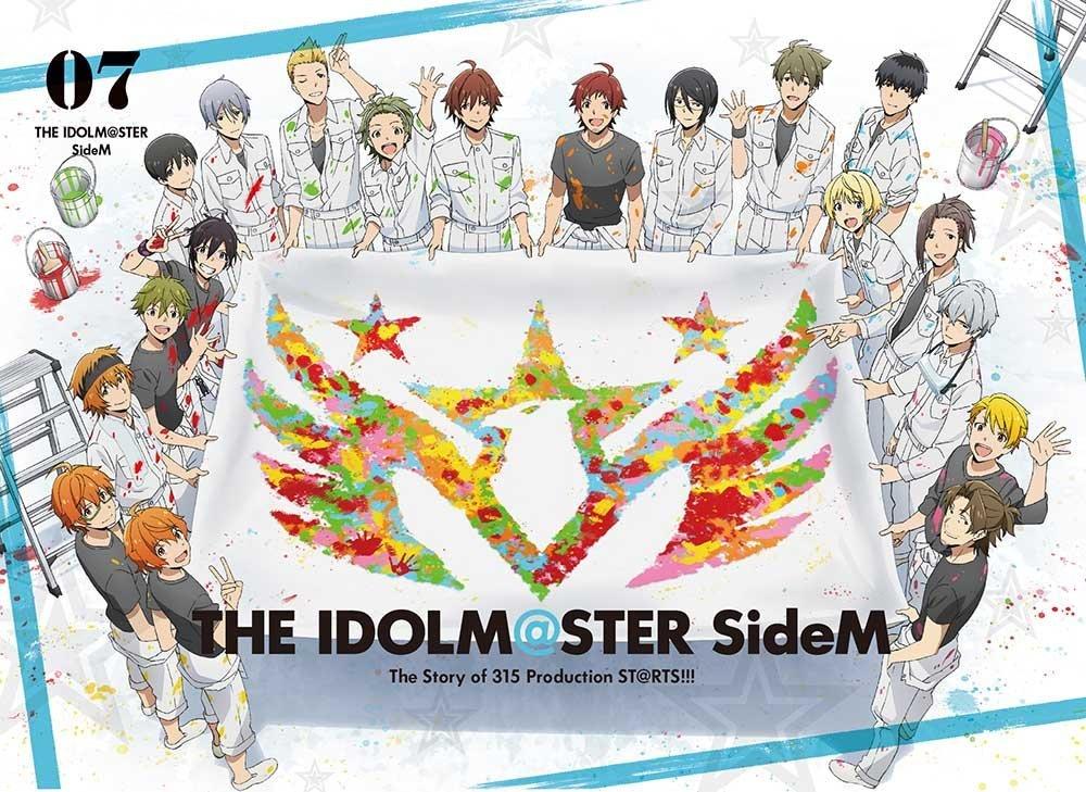 アイドルマスター SideM 7(完全生産限定版)【Blu-ray】 [ 仲村宗悟 ]