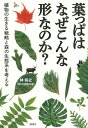 葉っぱはなぜこんな形なのか? 植物の生きる戦略と森の生態系を考える [ 林 将之 ]