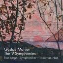 【輸入盤】交響曲全集 ジョナサン・ノット&バンベルク交響楽団(12SACD) [ マーラー(1860-1911) ]