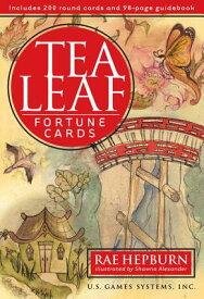 Tea Leaf Fortune Cards TEA LEAF FORTUNE CARDS [ Rae Hepburn ]