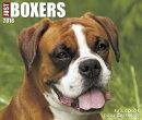 Just 2018 Boxers 2018 Box Calendar (Dog Breed Calendar)